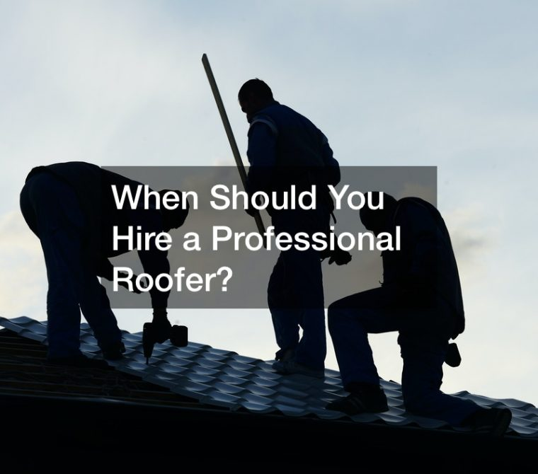 expert roofing owner